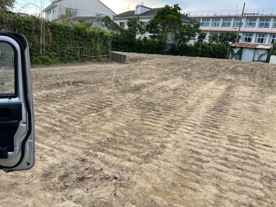 砂地の空き地1