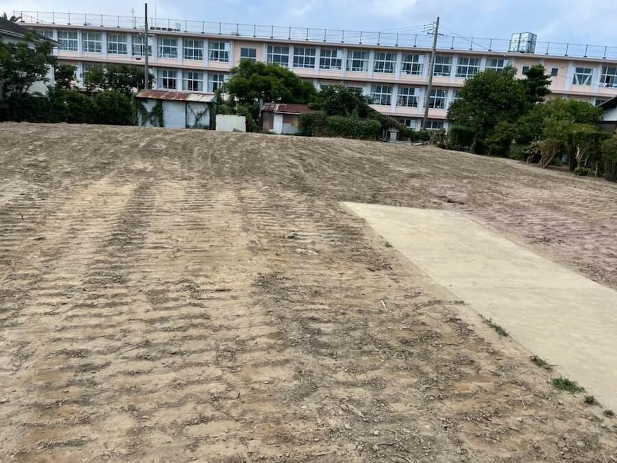 砂地の空き地2