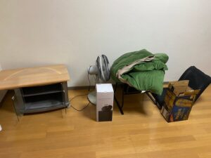 浜松市南区の引っ越し不用品